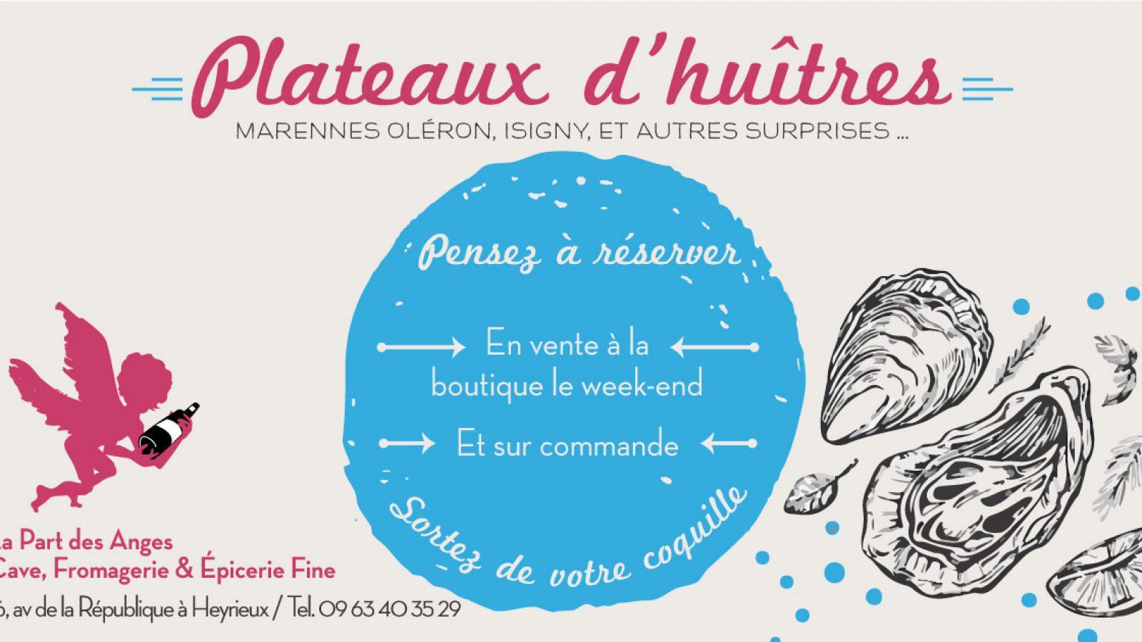 Plateaux-huîtres